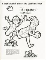 Is Freddie Having Fun? Coloring Booklet