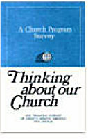 Thinking About Our Church (Pkg of 50)
