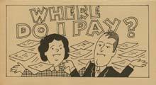 Where Do I Pay? Leaflet (Pkg of 100)