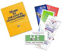 Church Stewardship Tract Sample Packet