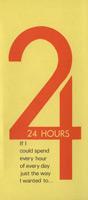 24 Hours Brochure (Pkg of 100)