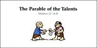 Parable Of Talents Brochure Bible (Pkg of 50)