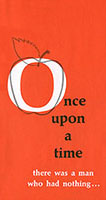 Once Upon a Time - Apple Leaflet Church Tithing  (Pkg of 50)