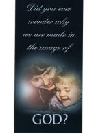 Did You Ever Wonder Why We are Made in the Image of God? Tithing Brochure (Pkg of 50)