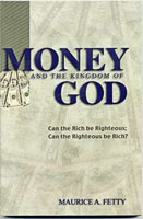 Money And The Kingdom Of God
