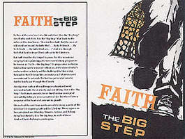 Faith Big Step Bulletin