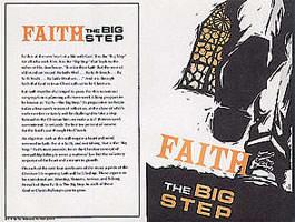 Faith Big Step Bulletin