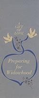 Preparing For Widowhood Leaflet