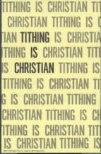 Tithing is Christian Poster (Set of 2)