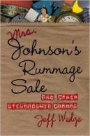 Mrs. Johnson's Rummage Sale Dramas