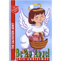 Small Angel Christmas Giving Tag (Pkg of 1000)