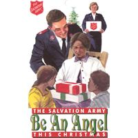 Salvation Army Officer Tree Tag (Pkg of 1000)
