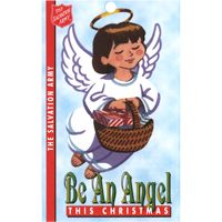 Salvation Army Angel Christmas Tags (Pkg of 1000)