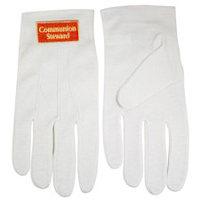Church Communion Steward's White Gloves