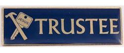 Trustee Magnetic Badge