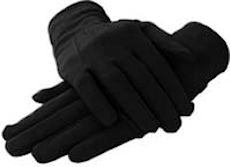Black Usher Funeral or Special Service Gloves