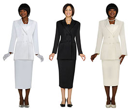 Usher Uniform - Woman's Double Breasted