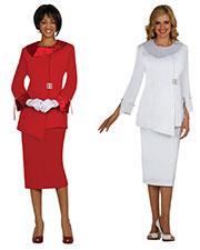 Asymmetrical Women's Usher Uniform
