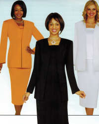 Microfiber Women's Usher Uniform