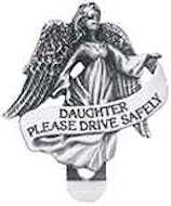 Daughter, Grand Ma, Grand Pa Please Drive Safely Guardian Angel