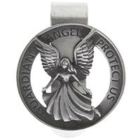 Guardian Angel Protect Circular Visor Clip