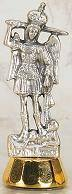 St. Michael  Car Statuette