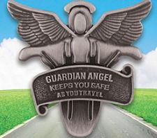 Guardian Angel Auto Visor Clip