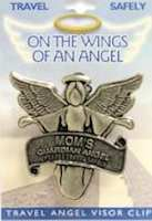 Guardian Angel Visor Clip for Dad