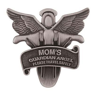 Guardian Angel Visor Clip - Mom