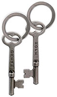 Keys of Wisdom Hope and Dream Keychain