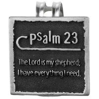 Psalm 23 Auto Visor Clip - Lord is Shepard