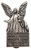 Drive Guardian Angel Visor Clip