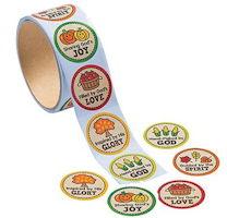 Faith Fall Market Stickers