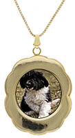 Photo Necklace or Photo Frame Ornament