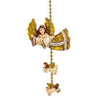 Guardian Angel Fan Pull, Light Pull